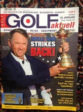 Golf aktuell Ausgabe Nr. 6 > Oktober / November 2016 Journal Magazin #