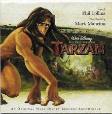Walt Disney's TARZAN - Picture Soundtrack / Phil Collins (CD) - NICE! WOW! L@@K!
