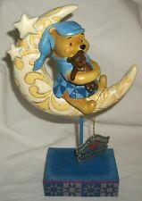Disney Traditions Jim Shore Enesco Bedtime Bear Winnie the Pooh Figurine