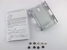 PS3 Super Slim 2,5 Festplatten Einbau Rahmen HDD Caddy Halterung Sony PS3 Slim