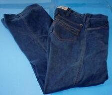 Vintage Wrangler Wrapid Transit Blue Denim Jeans Size 31 x 27 FREE SHIP