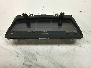 1985 1986 Subaru GL10 GL-10 Digital Speedometer Cluster 89k 85 86 GAUGES OEM
