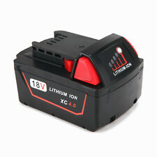 4000mAh Rechargeable Lithium Ion Slide Battery Charger 48-11-1840 for Power Tool