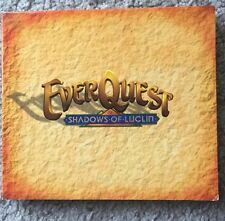 EverQuest: Shadows of Luclin  (PC, 2001) Expansion Pack EQ