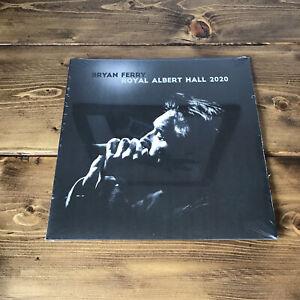 Bryan Ferry Royal Albert Hall 2020 Brand New Sealed Double Vinyl LP