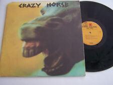 LP 33 TOURS VINYLE , CRAZY HORSE , NEIL YOUNG , 1971 .VG / VG +. USA .