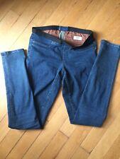 Helmut Lang Jeans Jegging Gr. 27  Blau