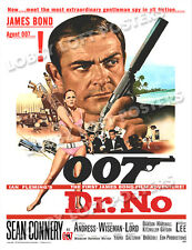DR. NO LOBBY CARD POSTER OS/JA 1962 JAMES BOND 007 SEAN CONNERY URSULA ANDRESS