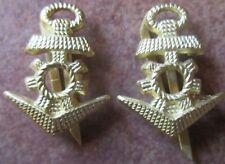 Verwendungsabzeichen Marinetechnikdienst für Schulterklappen Bundesmarine Bw