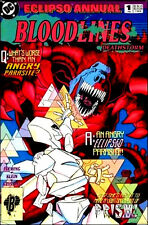 ECLIPSO    { DC }  { 1993 }  BLOODLINES  -  Deathstorm  ANNUAL  ## 1