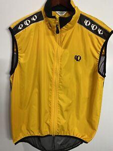 Pearl Izumi Cycling Windbreaker Vest Full Zip Size XL ( Pit.24 L25in.)