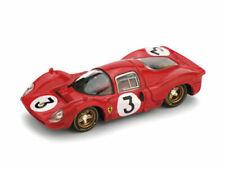 I0125 Brumm 1:43 - 1967 FERRARI 330 P4 #3 Bandini/Amon - Winner 1000 km di Monza