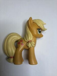 Applejack My Little Pony Friendship is Magic figure toy pigtails cute