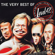 LEVEL 42 - CD - THE VERY BEST OF LEVEL 42