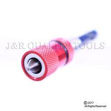 Adjustable Screw Depth Bit Holder Magnetic Steel Screwdriver Drywall Bit