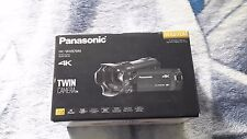 Panasonic 4K Ultra HD Camcorder HC-WX970M includes SANDISK 64GB