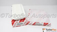 Toyota Echo 00-05 Scion xA xB 04-06  Genuine  Air & Cabin Filter kit 17801-YZZ08