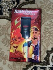 Babyliss Pro FX787RI RED Influencer Collection Skeleton Trimmer NEW!!