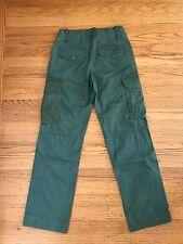 New GAPKIDS Boys green Khaki multi-pockets Khaki pants sz 10