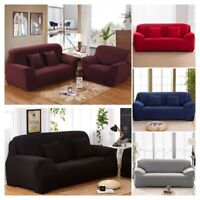 Stretch Couch Sofa Slipcover Lounge Covers Chair Seat Protector 1 2 3 4 Seater