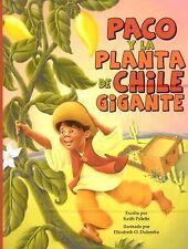 Paco Y La Planta De Chile Giga-ExLibrary