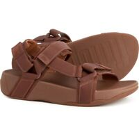 FITFLOP RYKER SPORT SANDALS NEW MEN'S MANY SIZES CHOCOLATE BROWN MIX