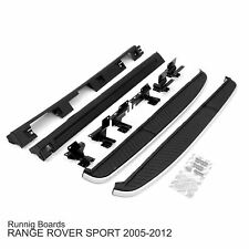 Running Boards Side Steps for Range Rover Sport 2005-2012 OEM Style VPLSP0040