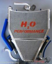 Radiador Aumentado Suplente Agua + Aceite H2O Alto rendimiento Yamaha YZF R1-M