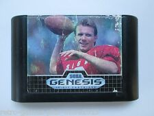 Joe Montana II Sports Talk Football (Sega Genesis,1993) Game Only (NTSC-US-CA)