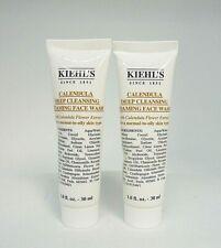 Lot/2 Kiehl's Calendula Deep Cleansing ~ 1 fl oz. Each ~ See Description