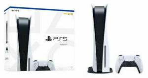 Sony PS5 Blu-Ray Edition Console - Bianco
