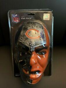 Chicago Bears Fan Face Mask New