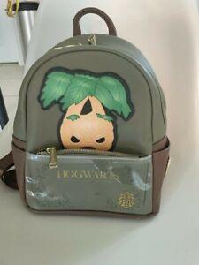 Harry Potter Mandrake Loungefly Backpack