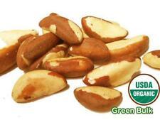 Organic Raw Brazil Nuts, 44 lbs / case