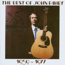 John Fahey - Best of John Fahey 1959 - 1977 [New CD] UK - Import