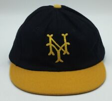 New York Yankees Cubans Vintage Cooperstown Ballcap Company Hat/Cap USA Co