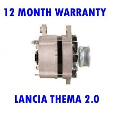 LANCIA THEMA 2.0 1992 1993 1994 REMANUFACTURED ALTERNATOR