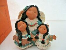 "Enescco 1999 Friends Of Feather ""Three Voices One Heart "" in box"