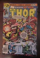 Marvel Comics  The Mighty THOR #250    Vintage Bronze Age