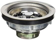 Everflow Stainless Steel Kitchen Sink Drain assembly and Strainer Basket Stopper