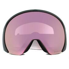 Oakley Ski Lunettes Flight Path XL OO7110-02 Noir Mat Prizm Neige Haute Rose