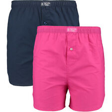 ORIGINAL PENGUIN Two Pack Boxer Shorts BNIP