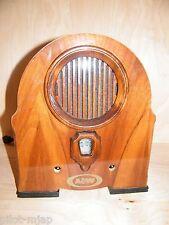 A & W RESTAURANT ~ REPLICA RADIO ~  ELECTRONICA  MODEL AW-1090 ~ RARE ~ NO KNOBS