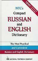 NTC's Compact Russian and English Dictionary (Language - Russian)