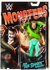 MATTEL fmh34 WWE Monster Figura Jake The Snake Roberts, 15 cm
