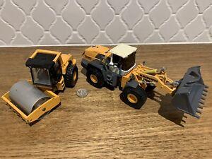 Kaidiwei Diecast Roller And Tractor Dozer