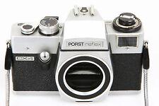 Porstreflex CX4, analoge KB-SLR mit M42 Anschluss, Made in GDR #30611550