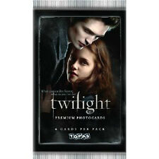 "Twilight Topps Photo card Sealed Pack 5.5"" x 4"" ~ Brand New ~ Not Neca/Inkworks"