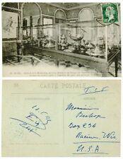 French Postcard, Home of Napoleon, 1925