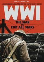WWI: The War to End All Wars (DVD, Digital Copy) Usually ships within 12 hours!!